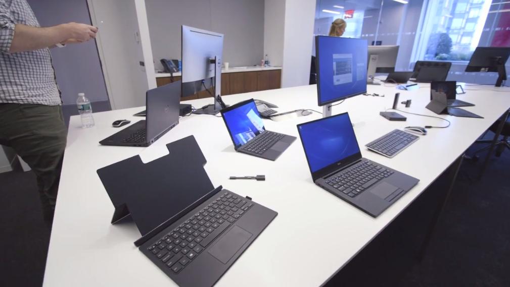 Dell Latitude 12 13 700 series ces 2016