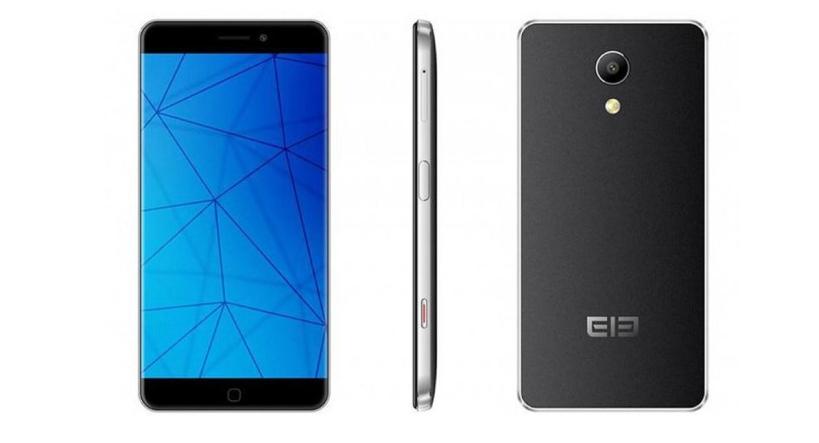 Elephone P9000 Edge, un teléfono sin bordes laterales