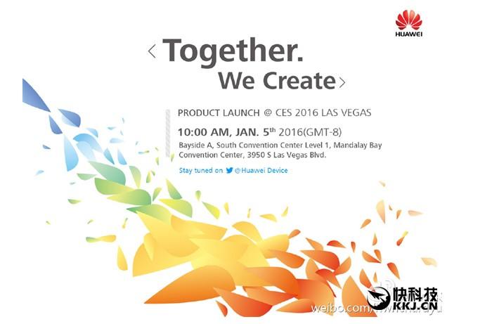 Huawei-Evento-CES-2015-P9