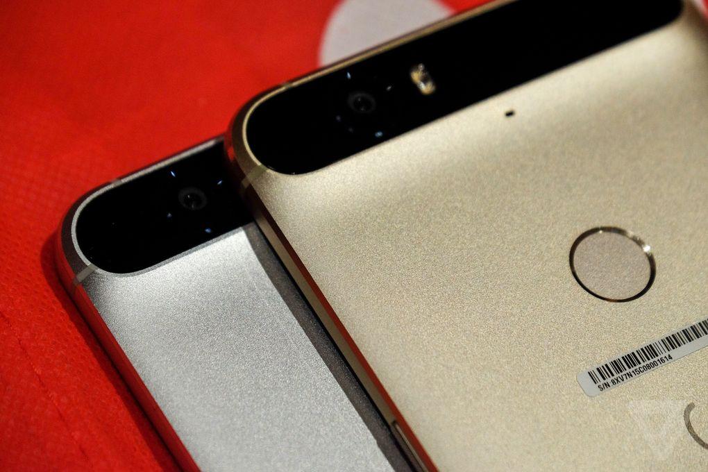 Huawei Nexus 6P dorado CES 2016 1