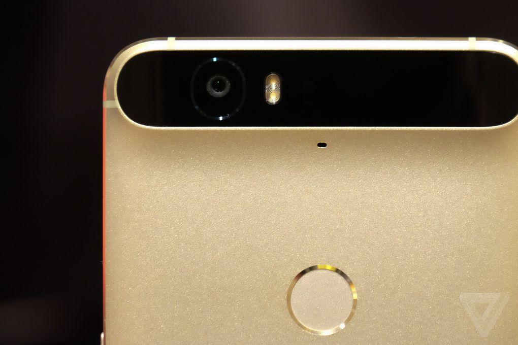 Huawei Nexus 6P dorado CES 2016 2