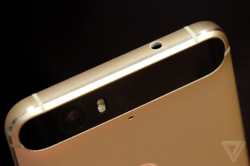 Huawei Nexus 6P dorado CES 2016 6
