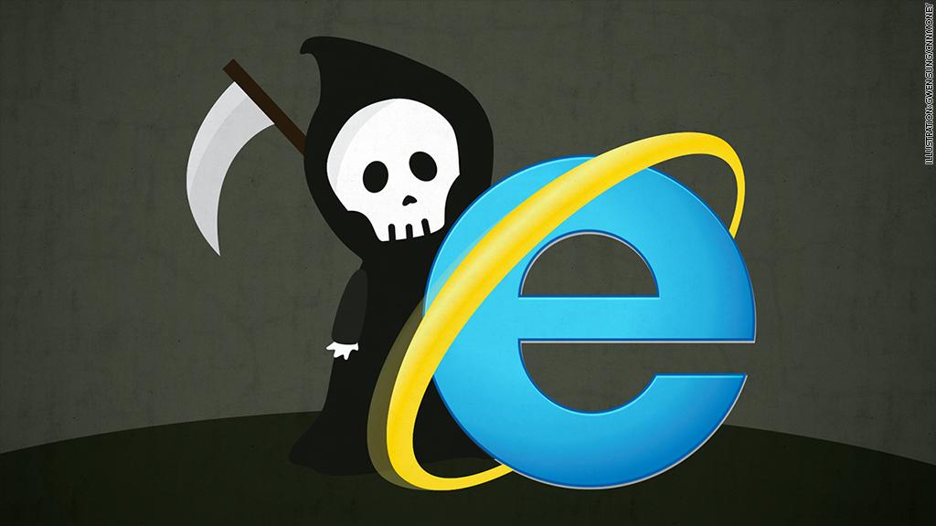 Microsoft despide a Internet Explorer 8, 9 y 10