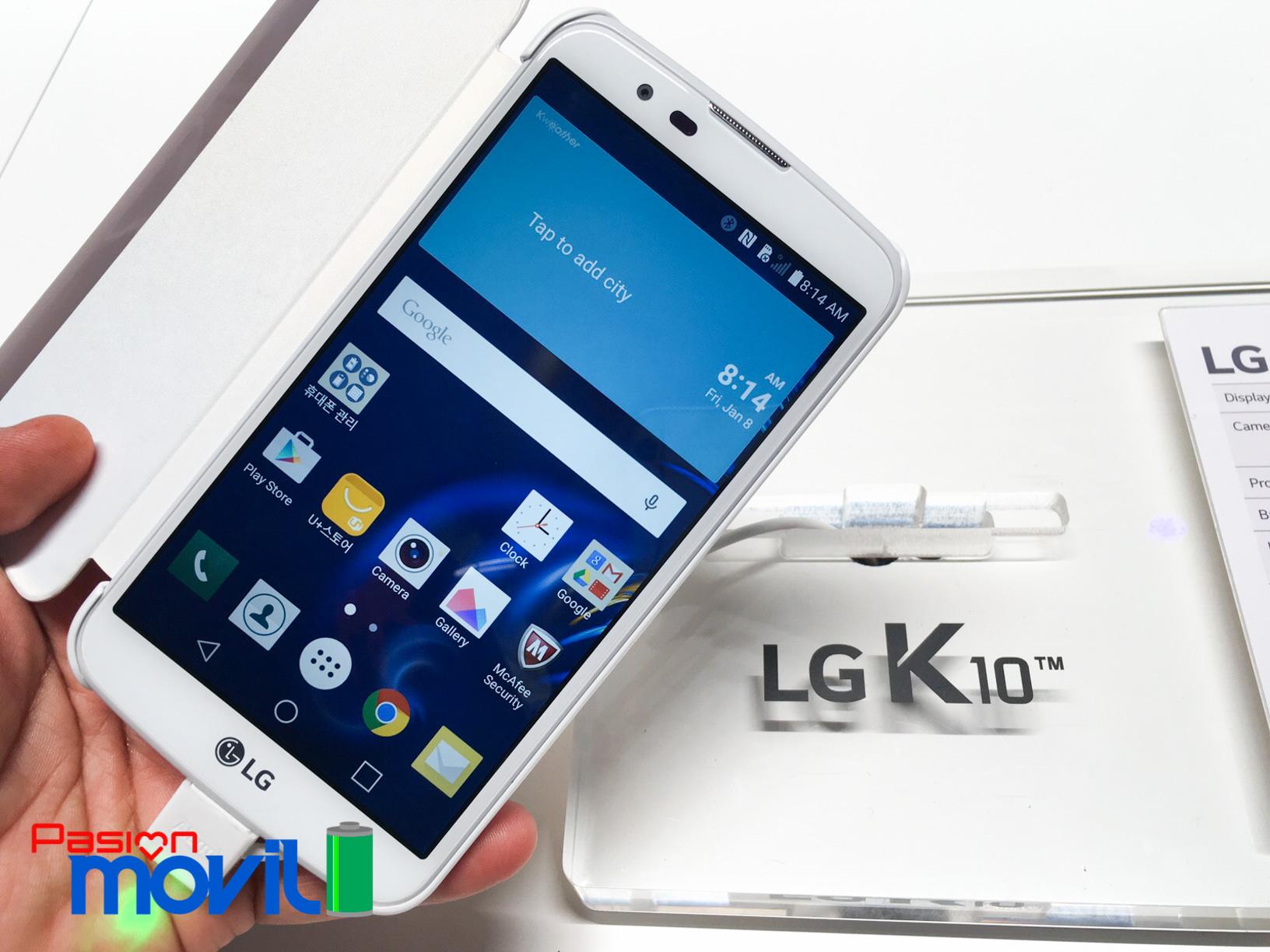 LG K10 CES 2016 8
