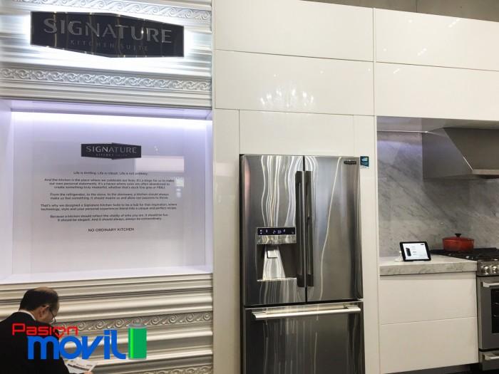 LG-signature refrigerador CES-2016