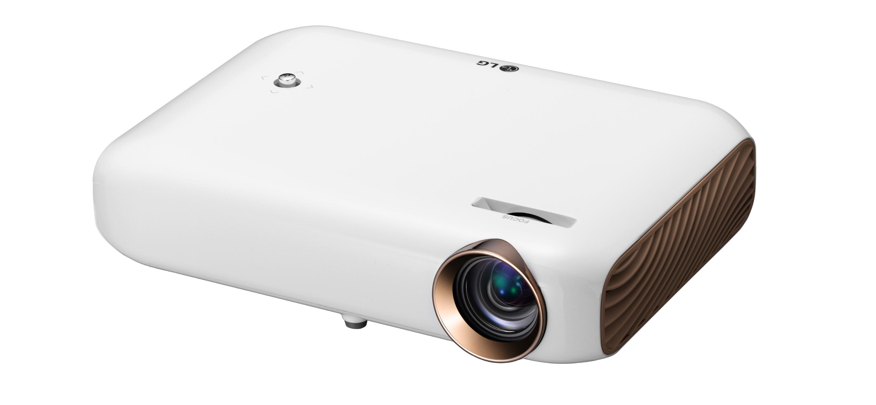 LG Minibeam PW1500