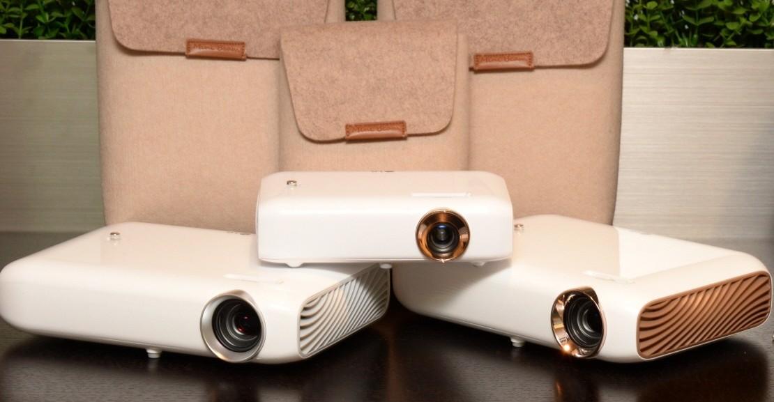 Esto son los nuevos proyectores de LG anunciados en el CES 2016