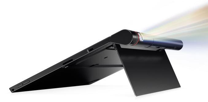 Módulo con picoproyector para la ThinkPad X1