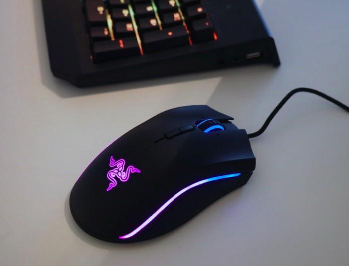 Lenovo Y900 RE CES2016 mouse