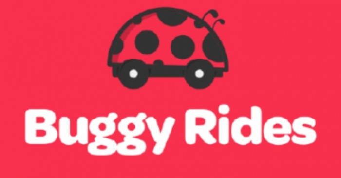 Logotipo Buggy Rides