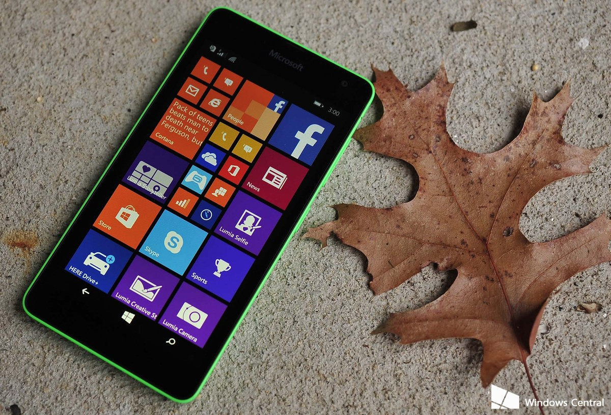 Lumia 535 sería el primer terminal en Latinoamérica que recibe Windows 10 Mobile