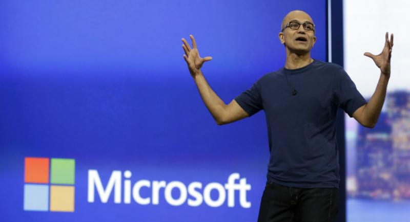 Satya Nadella cambió la filosofía de Microsoft