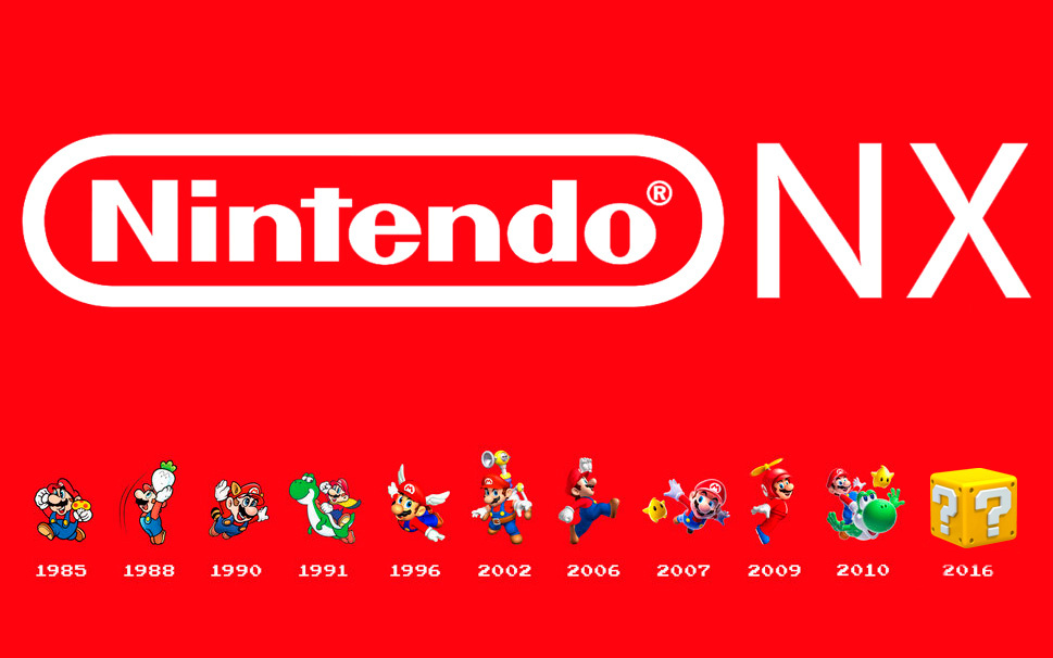Nintendo NX llegará con interesantes novedades