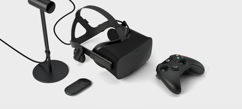 Oculus Rift incluye un mando de Xbox One y dos juegos