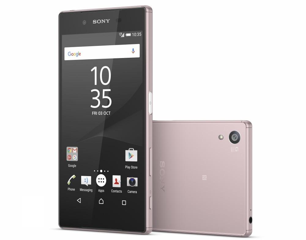 Sony Xperia Z5 rosa 1