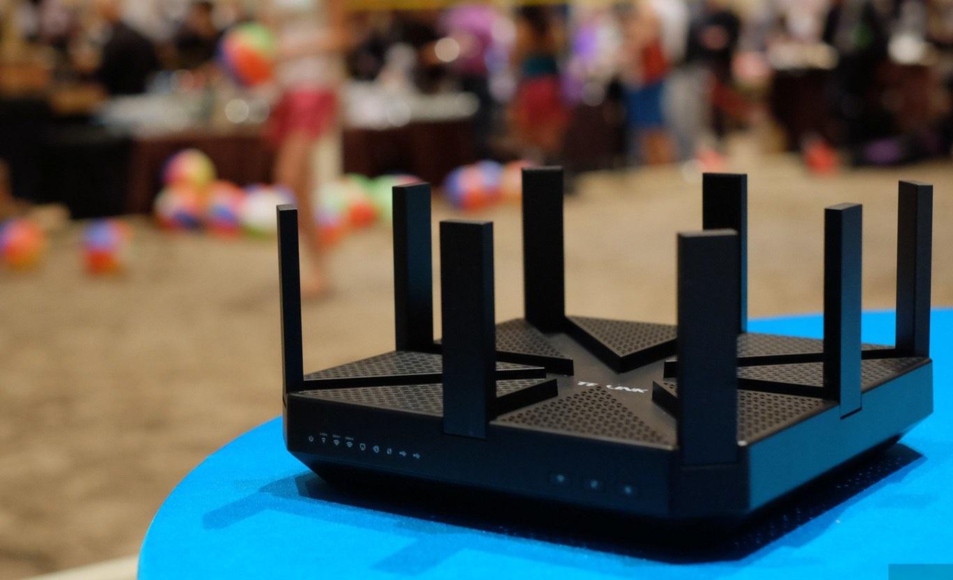 El TP-LINK Talon AD7200 es el primer router comercial 802.11ad