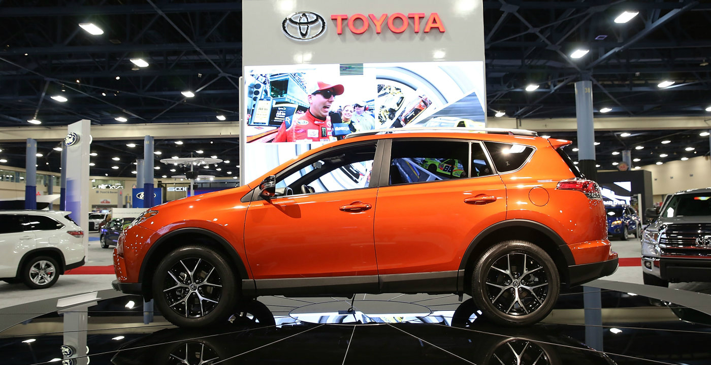 Toyota rechaza Android Auto y CarPlay