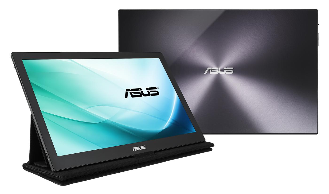 El Asus MB169C+ es el primer monitor de su tipo