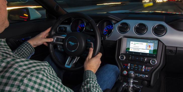 Ford soportará Android Auto y CarPlay en gran variedad de sus modelos