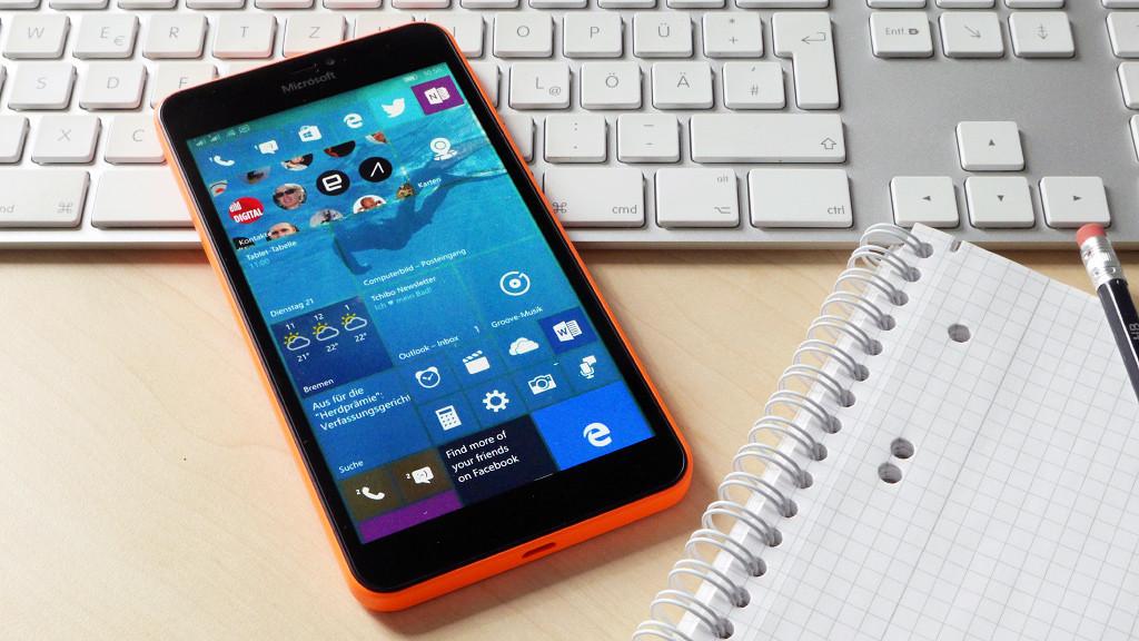Lumia 640 es el primer terminal en recibir Windows 10 Mobile oficialmente