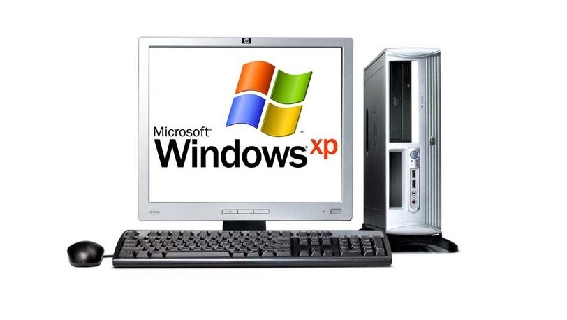 Windows XP fue el culpable