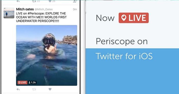 periscope twitter ios
