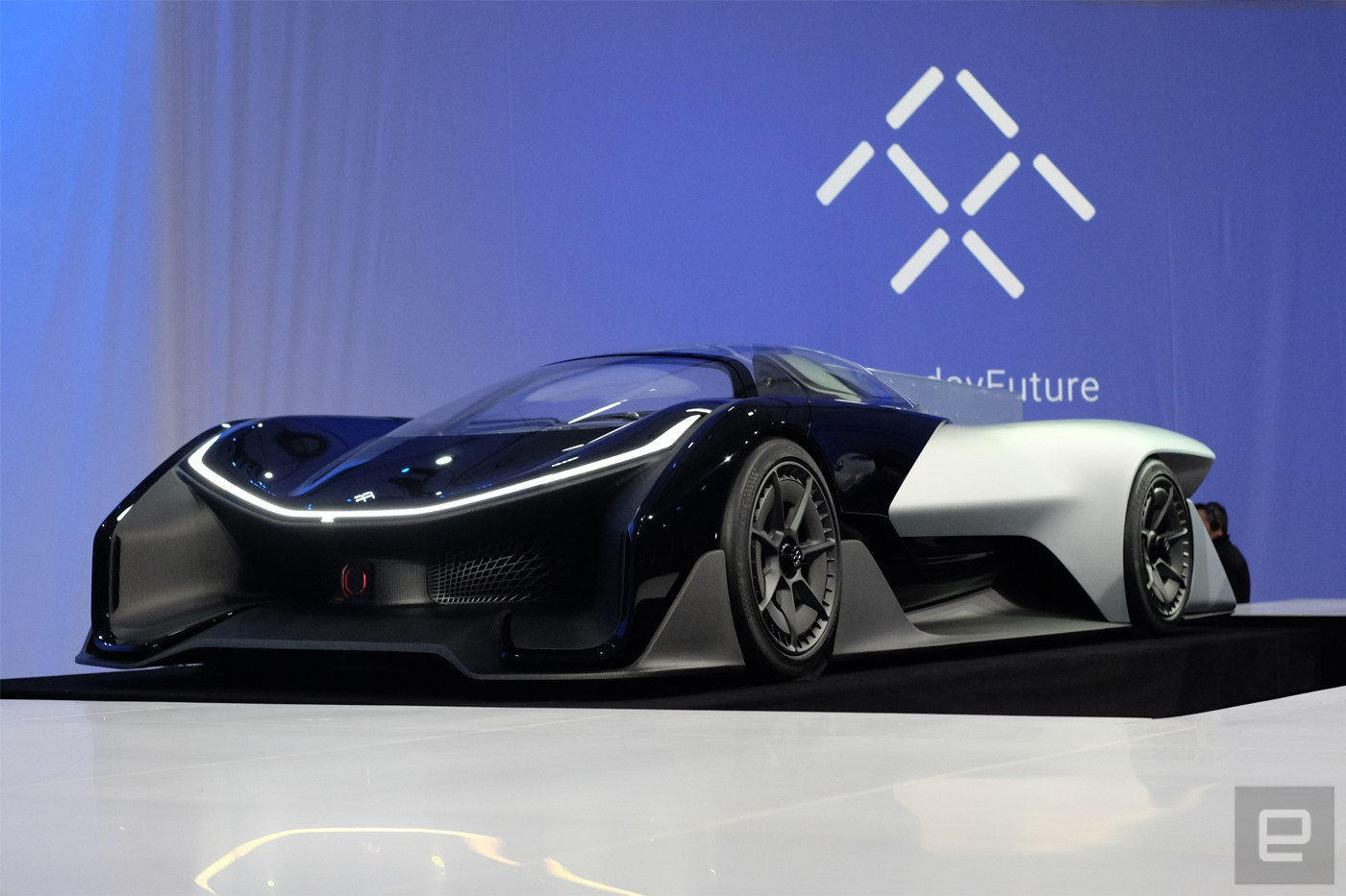 FaradayFuture nos trae su primer concepto de automóvil el cual resulta muy prometedor