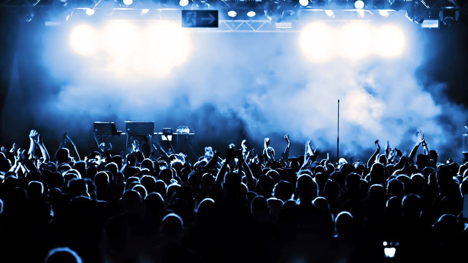 que hace posible un concierto