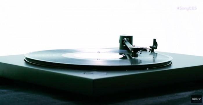 sony tocadiscos PS-HX500 ces 2016
