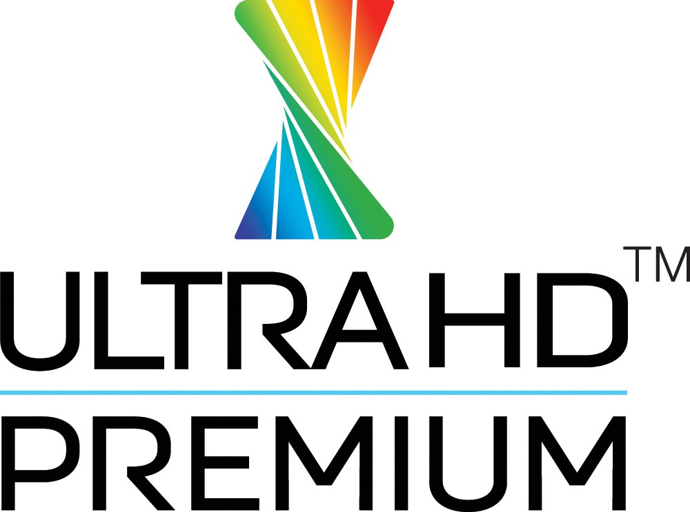 Éste es el logo oficial y es que deberás buscar en tus próximos equipos multimedia