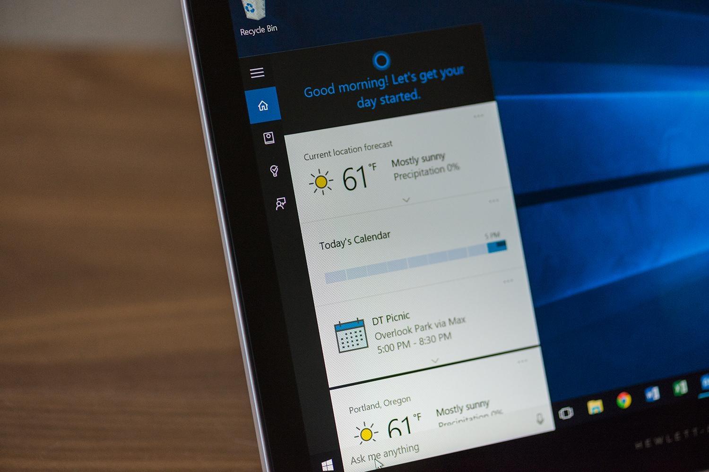 Cortana estará vigilando nuestro correo electrónico