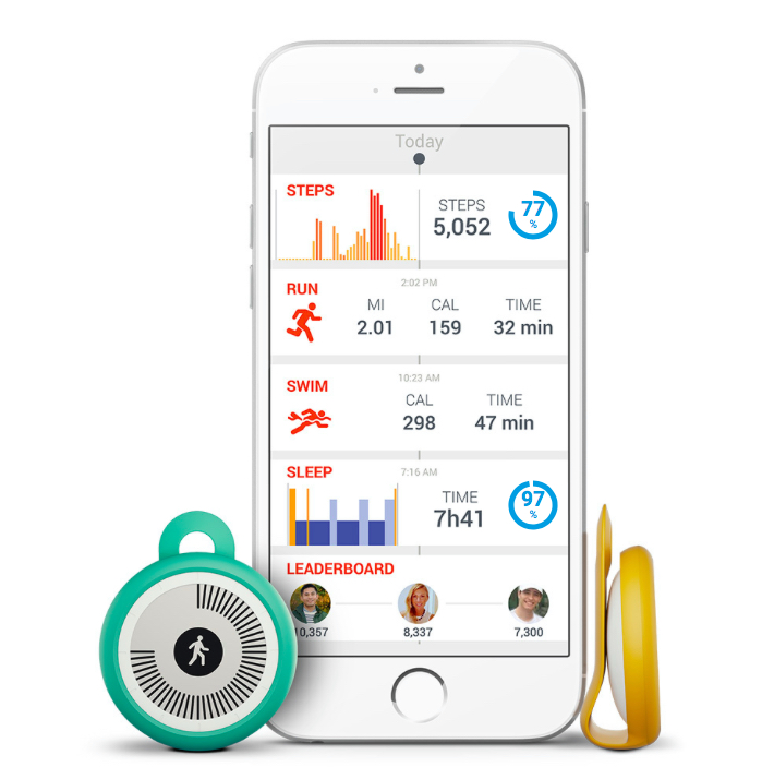 withings go app ces 2016