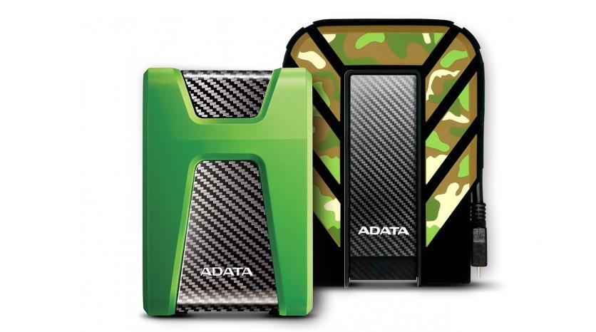 Estos son los nuevos discos duros externos de ADATA