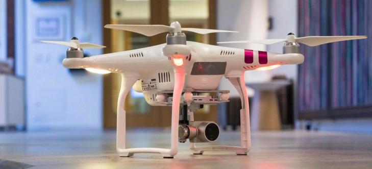Los drones del futuro tendrán LTE