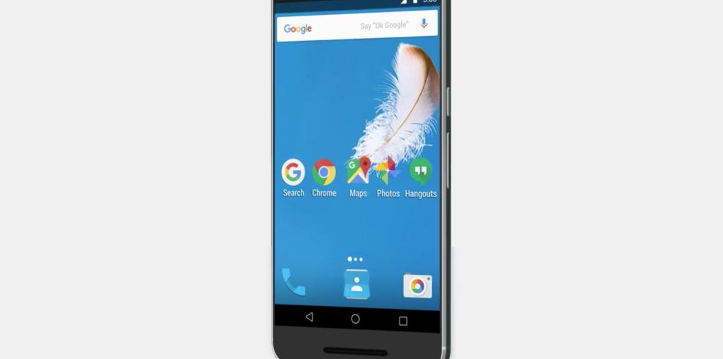 Posible interfaz de Android N sin cajón de apps