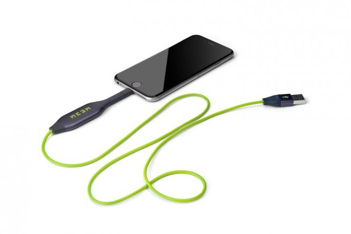 Cable MEEM carga y respalda información