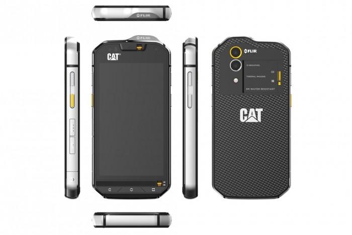 Cat-S60 partes