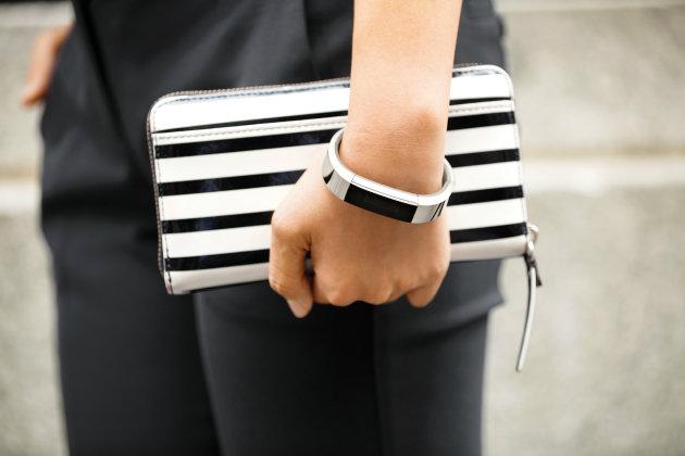 Fitbit+Alta pulsera