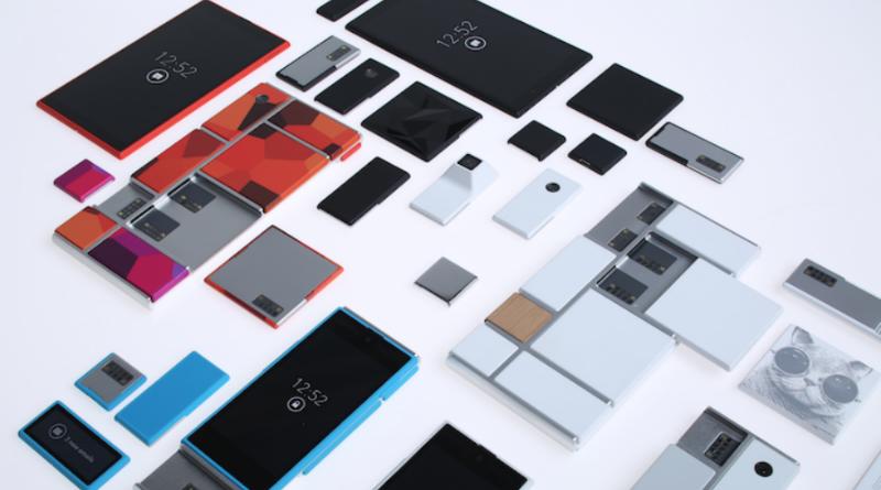"Google Project Ara prepara una tablet de 13.8"""