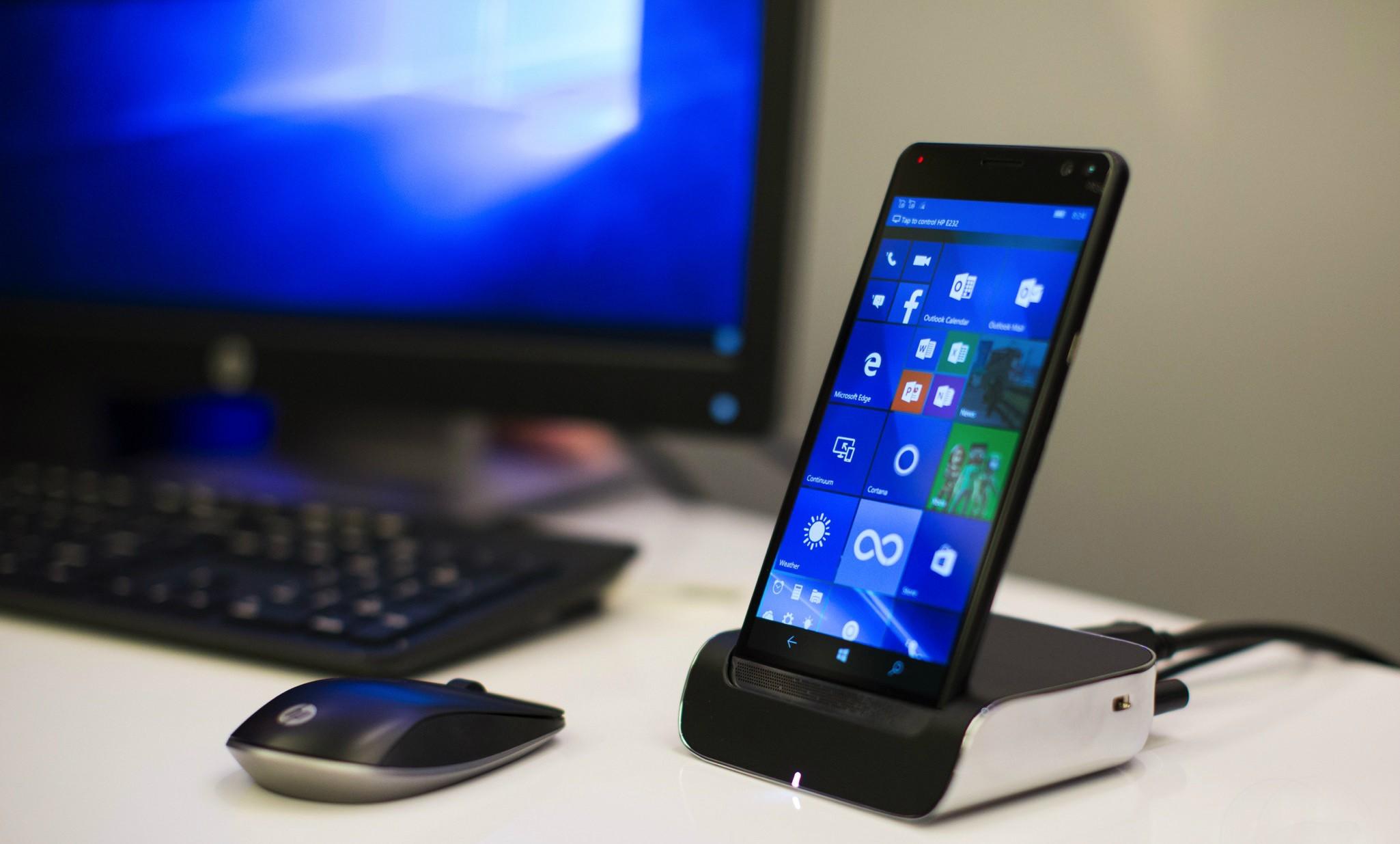 HP Elite x3 es una oficina móvil potenciada por Qualcomm