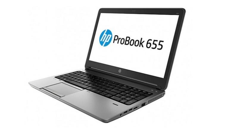 HP ProBook 655 utiliza un procesador AMD A-Series de sexta generación