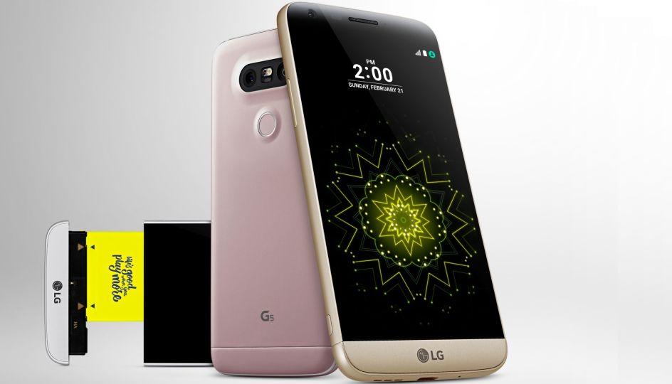 LG G5 ventas