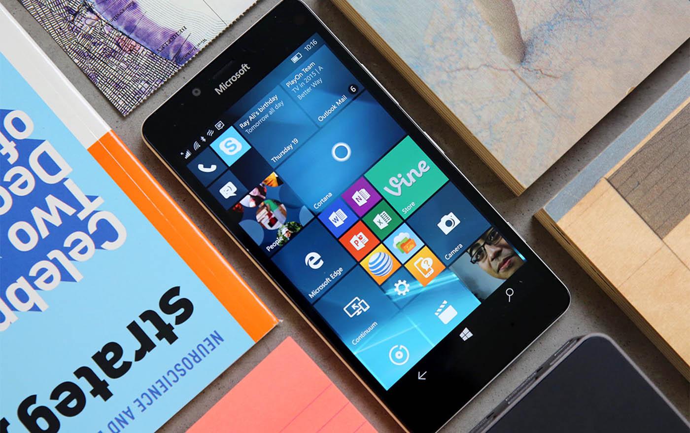 Lumia 950 junto al 950 XL no logran desplegar la plataforma
