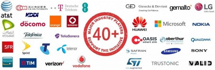Operadores y compañías que se suman a las SIM virtuales