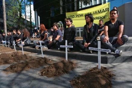 Protesta Tajamar Greenpeace