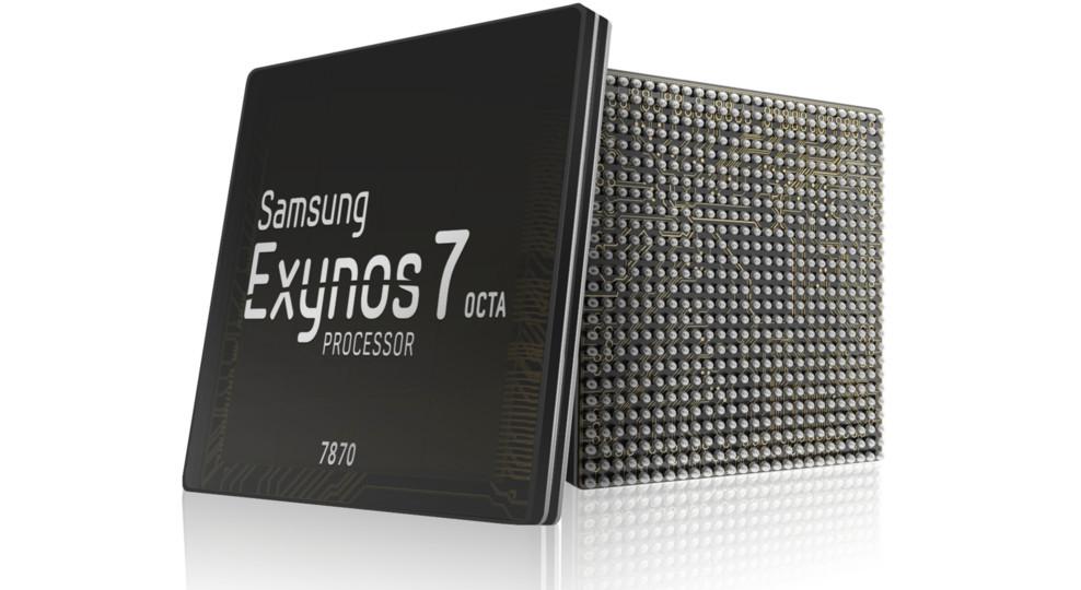 Samsung Exynos 7870 Octa