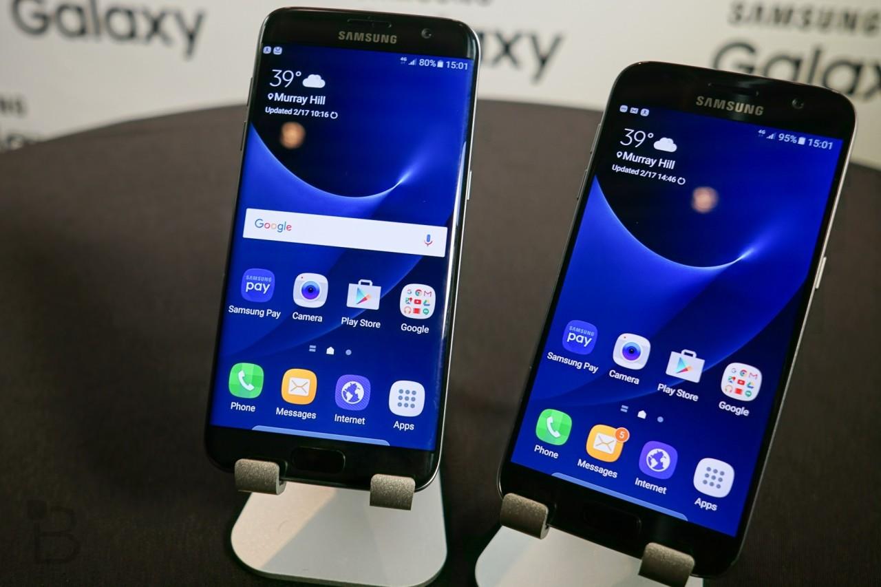 Galaxy S7 y S7 Edge tienen una variante con Snapdragon 820