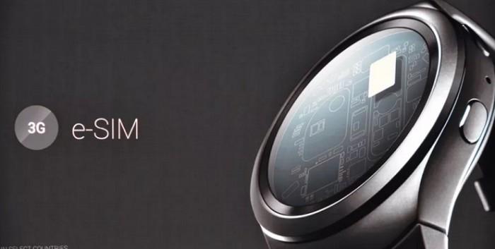 Smartwatch con eSIM
