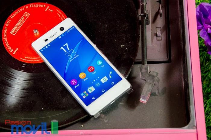 Sony Xperia M5 en méxico-2