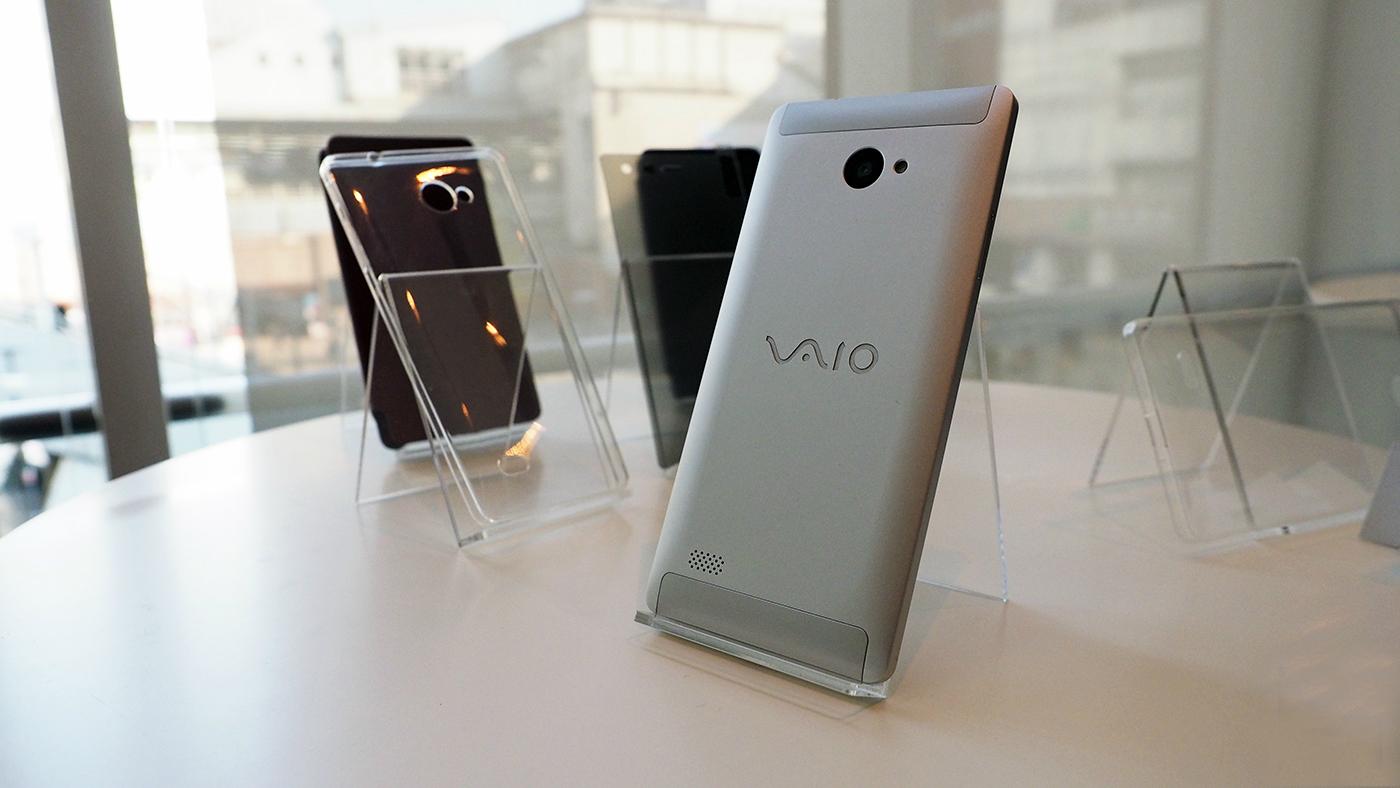 Phone Biz es el primer teléfono de VAIO